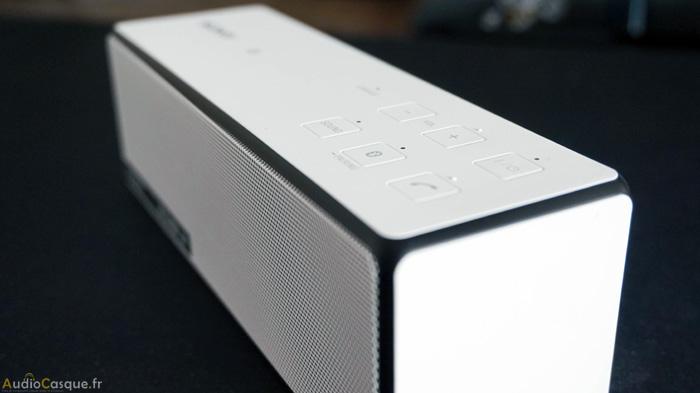 Enceinte Bluetooth compacte de Sony