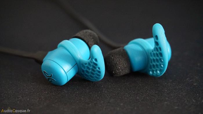 Intra Bluetooth pour les sportifs