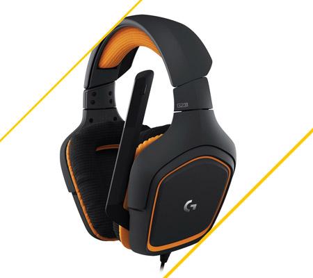 Logitech G231, un casque gaming pas cher et efficace