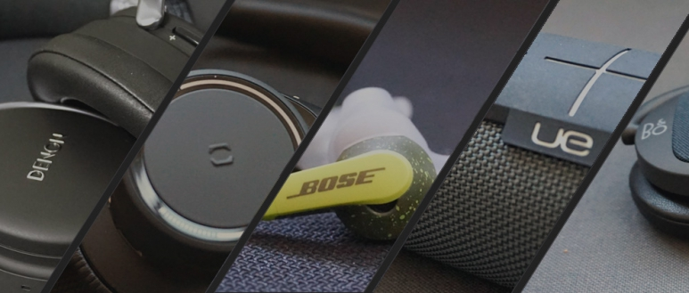 Les meilleurs produits audio 2017