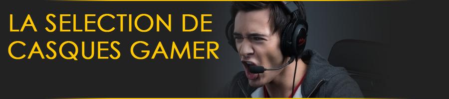 Sélection des meilleurs casque gamer pour Noel 2015