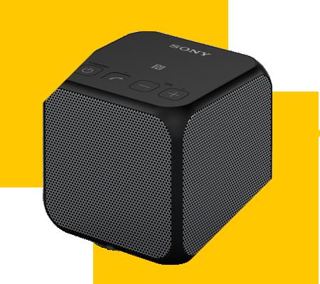 Sony SRS-X11, petite enceinte portable sans fil
