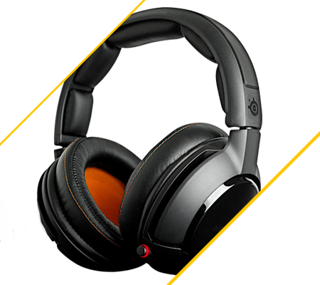 SteelSeries H Wireless, le meilleur casque pour gamer