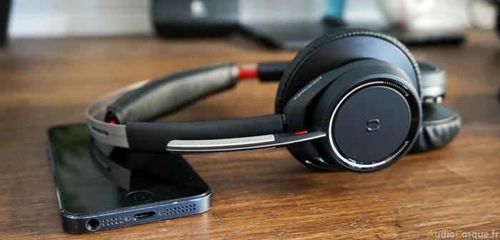 Casque Bluetooth compatible Smartphone et ordinateur