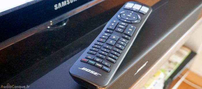 Télécommande universelle de la Bose Solo 5