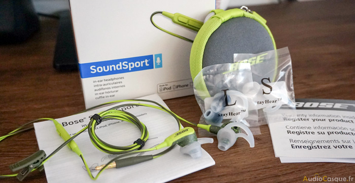 Unboxing Bose SoundSport