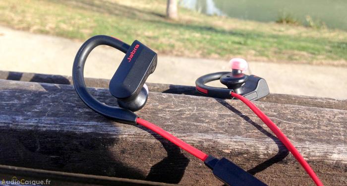 Ecouteurs sans fil de running pas cher