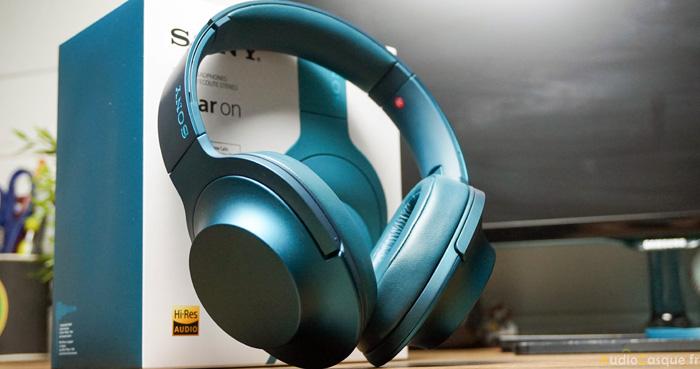 casque sony premium mdr-100 aap cdiscount