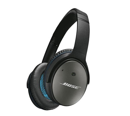 Bose QuietComfort 25 - Un pionner des casques à réduction de bruit