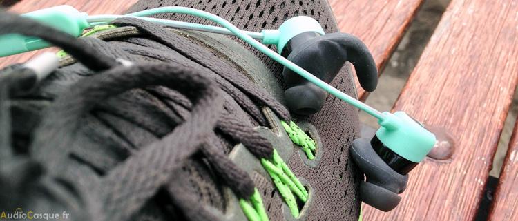 Ecouteurs Bluetooth pour la course à pied