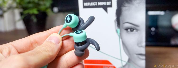 JBL Reflect Mini BT | TEST | Des bons écouteurs pour sportifs