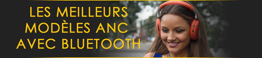 Meilleurs casques Bluetooth à réduction de bruit
