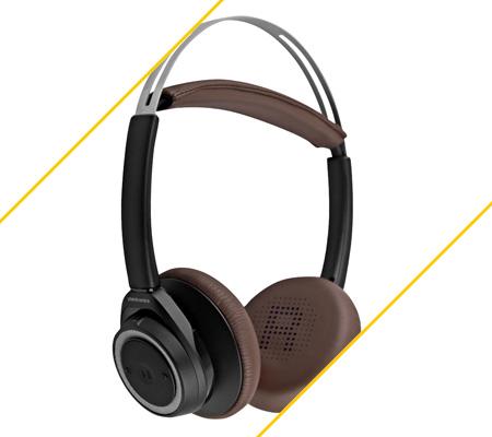 Plantronics BackBeat Sense, un casque on-ear avec RBA