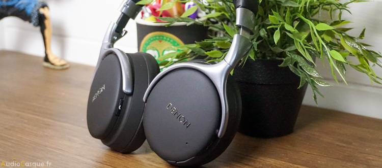 Casque Bluetooth et ANC Premium