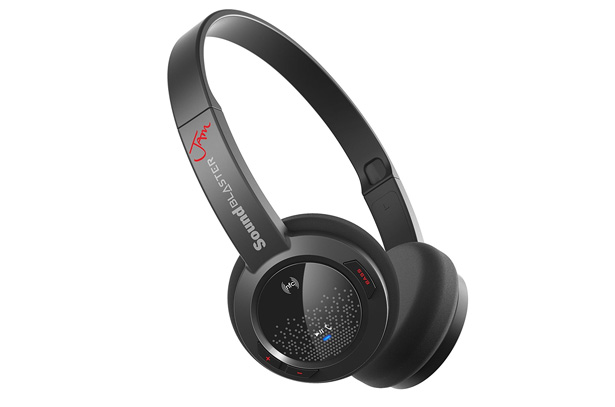 Avis SoundBlaster Jam, un casque sans-fil ultra léger