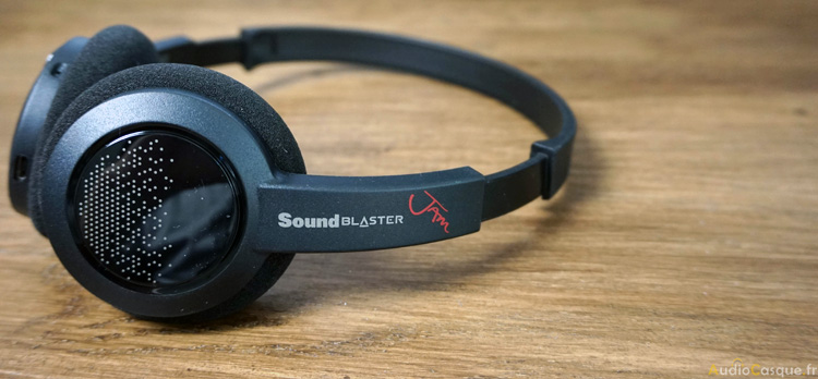 Casque Creative Sound Blaster Jam