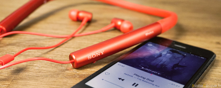 PErformances des Sony h.ear Bluetooth