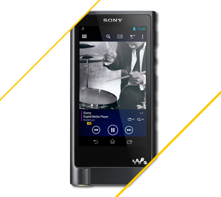 Sony NW-ZX2