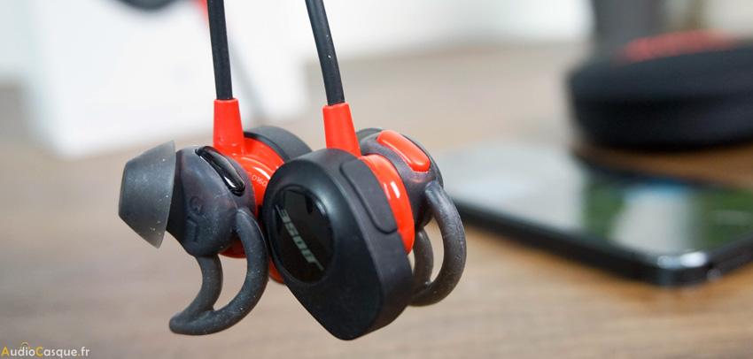 Ecouteurs Bluetooth pour le Running