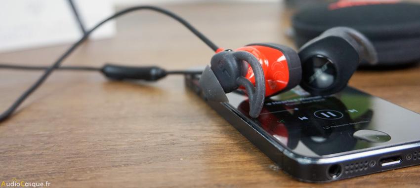 Qualité sonore des Bose SoundSport Pulse Wireless