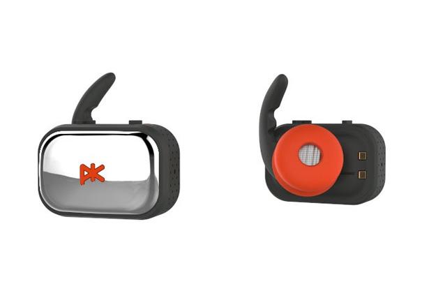 Test PKParis K'Asq, des écouteurs entièrement sans-fil pour sportifs