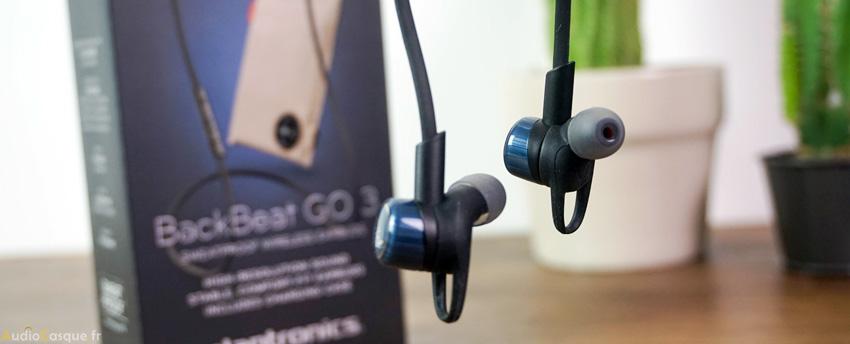 Connexion des écouteurs Bluetooth