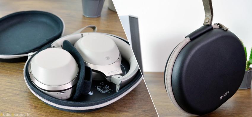 Etui de protection pour casque audio
