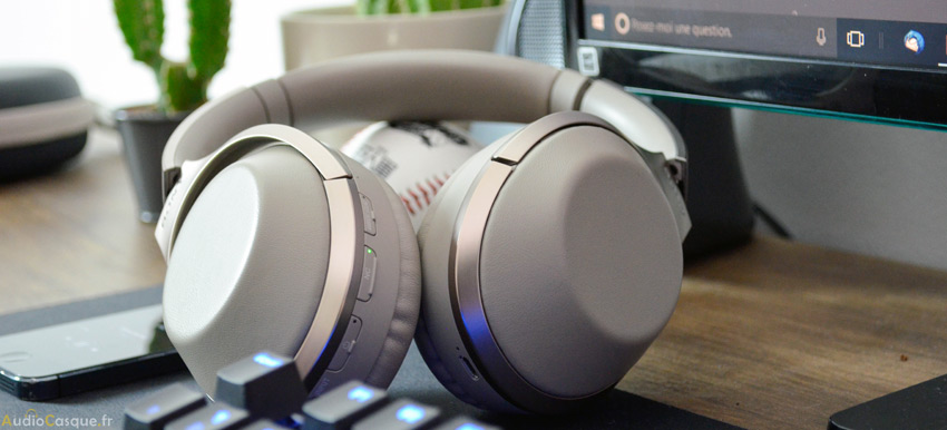 Performances sonores Sony MDR-1000X