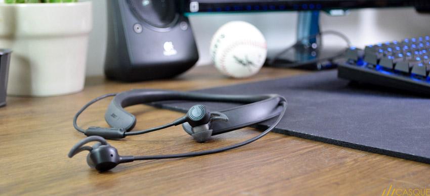 Ecouteurs sans-fil avec système anti-bruit Bose