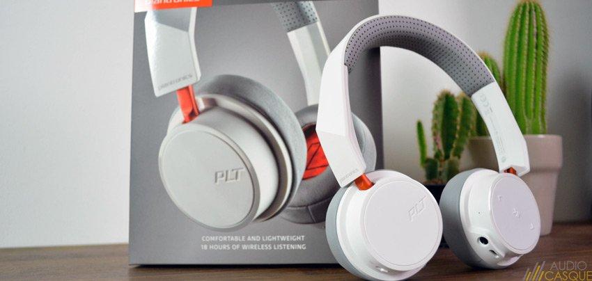 Plantronics BackBeat 500 - Un nouveau casque Bluetooth pour moins de 100€