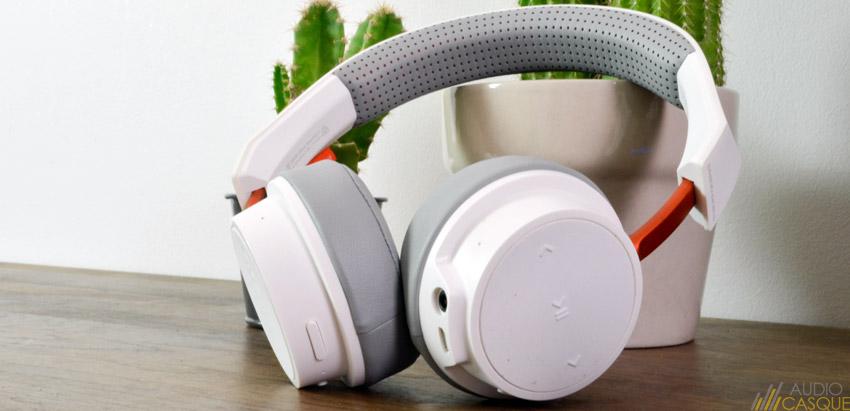 Test complet et imagé du nouveau casque Plantronics BackBeat 500