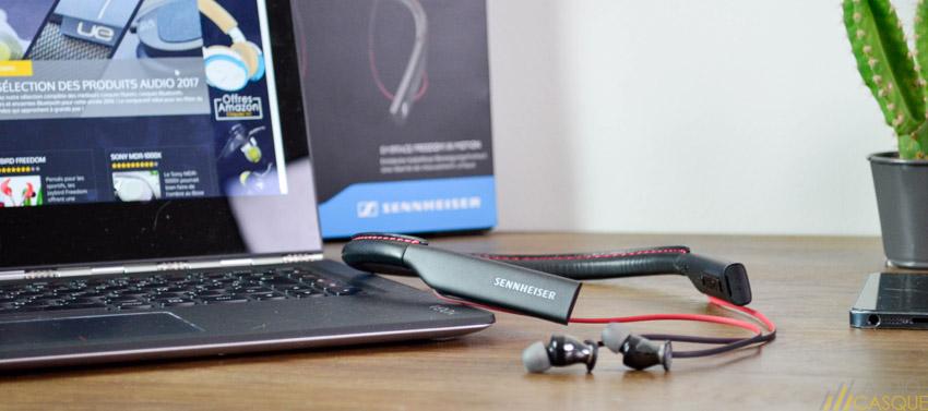 Sennheiser lance ses écouteurs Momentum Wireless
