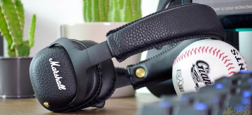 Le casque est compatible avec le codex aptX pour une transmission sans-fil améliorée