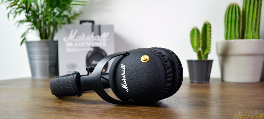 Casque over-ear sans-fil de Marshall