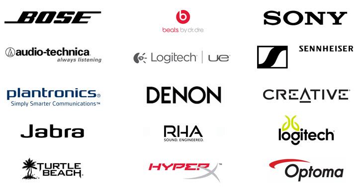 Les marques qui font confiance à AudioCasque