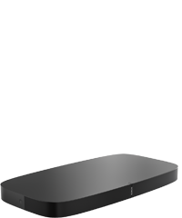 Découvrez le meilleur plateau sonore, le Sonos Playbase