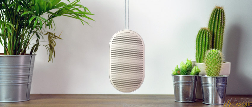 Enceinte Bluetooth design