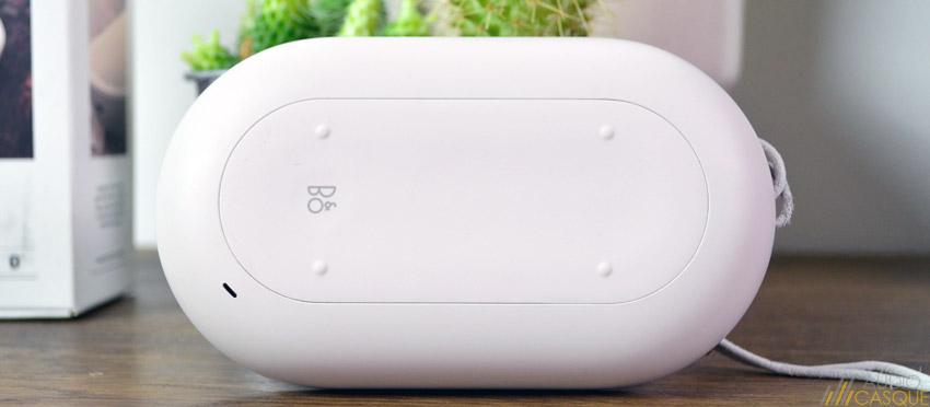 Mini-enceinte portable Bluetooth de chez B&O BeoPlay