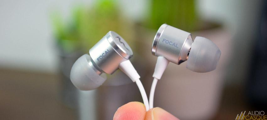 Présentation des écouteurs Focal Spark Wireless