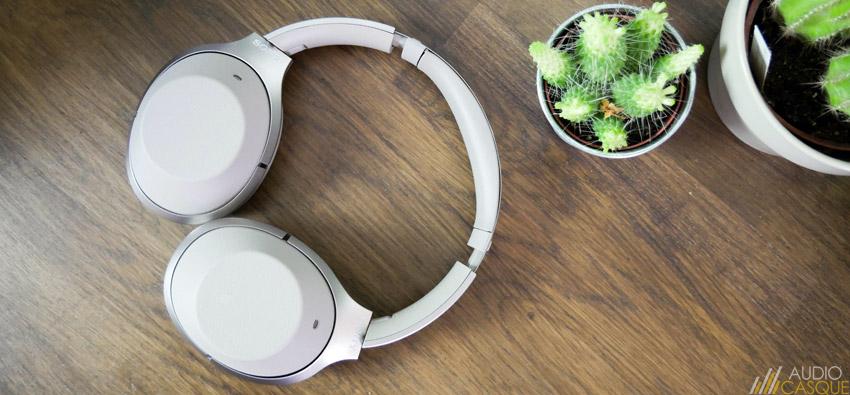 Casque Bluetooth avec Reduction Bruit Active Sony