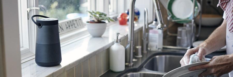 Des enceintes bluetooth qui résistent à l'eau
