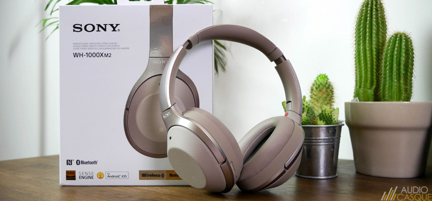 Sony Wh 1000xm2 Test Le Casque Nomade Ultime