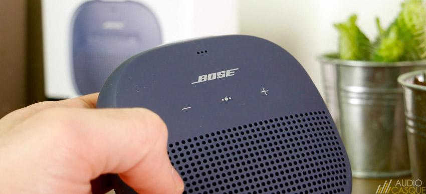 Enceinte sans-fil miniature de Bose