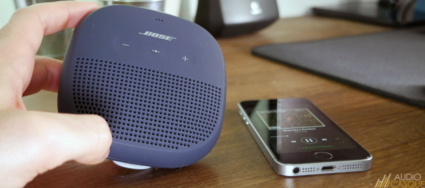 Meilleure enceinte Bluetooth ultraportable