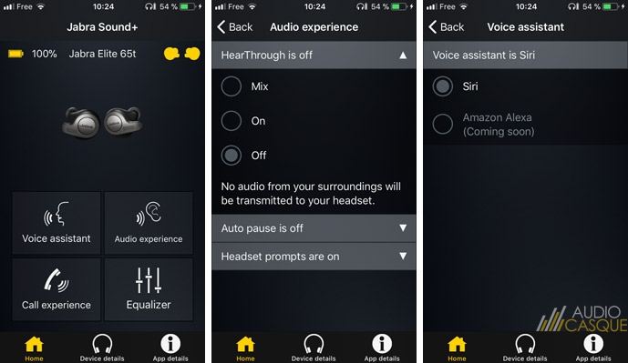 App Jabra Sound Plus