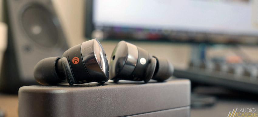 Ecouteurs anti-bruit Sony WF-1000X