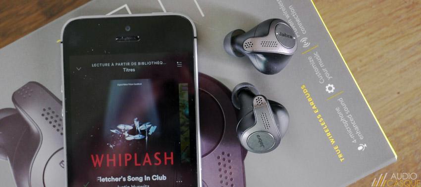 Qualité audio et connexion Bluetooth stable