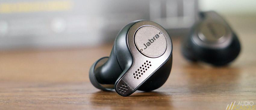 Les écouteurs disposent de commandes complètes