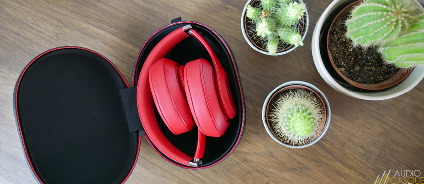 Etui de protection pour casque audio Beats