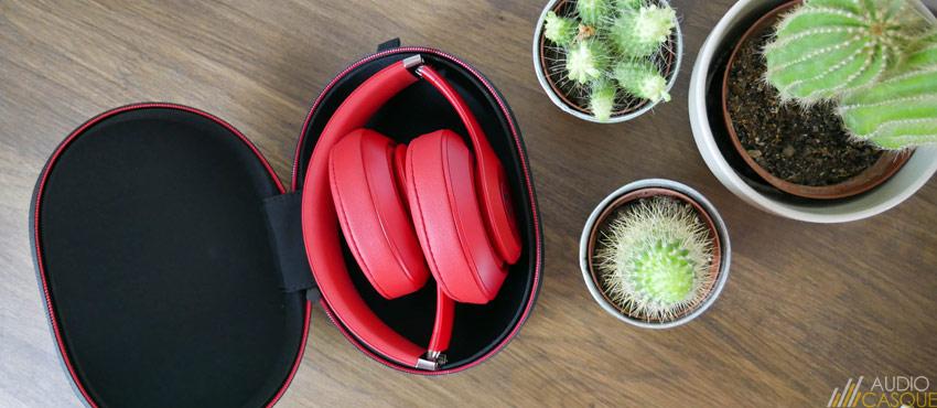 Etui de protection pour casque audio Beats
